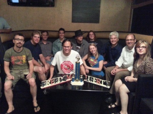 DuPage Libertarians Chapter Trophy Winners 2014