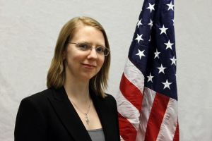 Claire Ball, libertarian accountant for College of DuPage Trustee